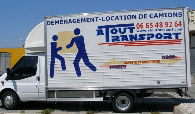 transport groupé pour particulier